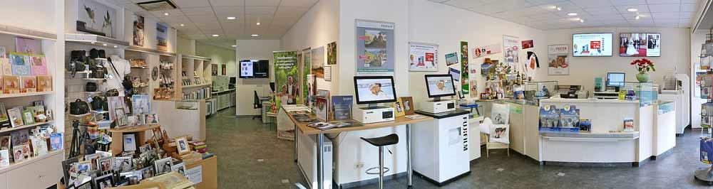 Ladenlokal und Studio Foto Rensen Seesen